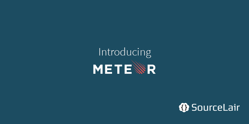 Meteor guide announcement