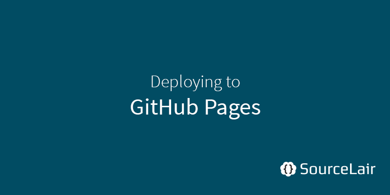 GitHub Pages guide