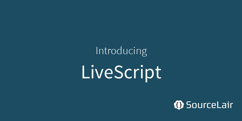 Announcing LiveScript support