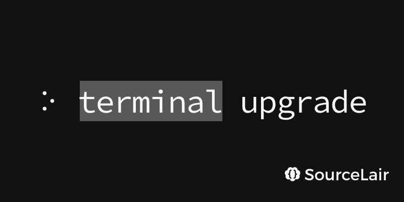 Terminal upgrade: all-new selection and class-A Unicode support