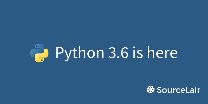 Announcing Python 3.6 projects